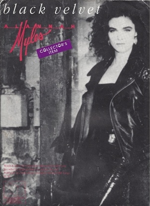 Picture of Black Velvet, Christopher Ward & David Tyson, recorded by Alannah Myles