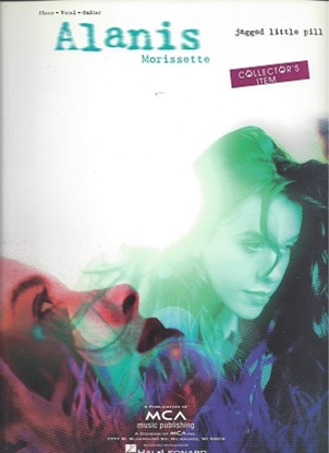 Picture of Jagged Little Pill, Alanis Morissette, songbook