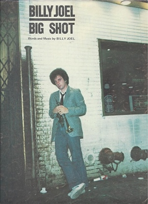 Picture of Big Shot, Billy Joel