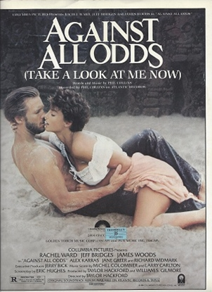 Picture of Against All Odds (Take A Look At Me Now), written & performed by Phil Collins