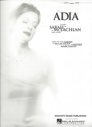Picture of Adia, Sarah McLachlan & Peirre Marchand, recorded by Sarah McLachlan