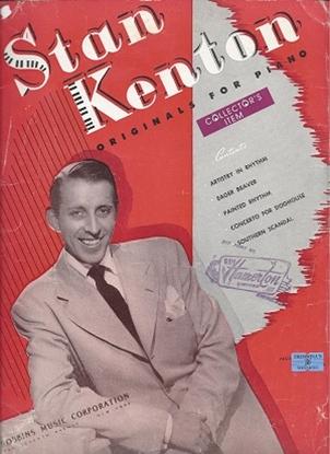 Picture of Stan Kenton Originals for Piano, piano solo songbook