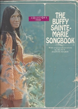 Picture of Buffy Sainte-Marie Songbook