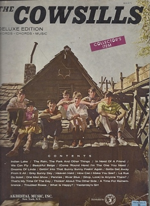 Picture of The Cowsills Deluxe Edition, songbook