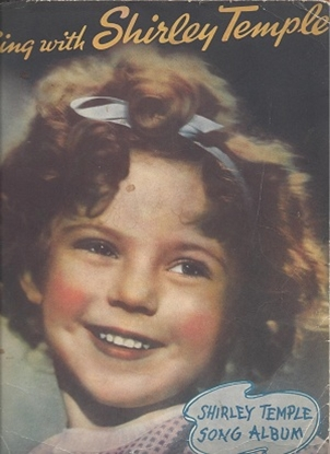 Picture of Sing with Shirley Temple Song Album