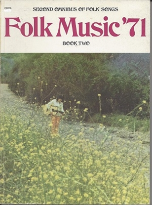 Picture of Folk Music '71, Second Omnibus of Folk Songs Book 2
