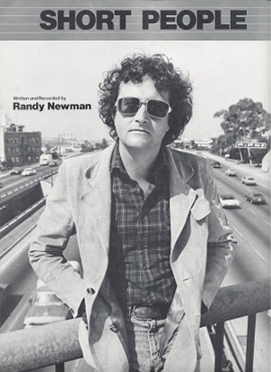 Picture of Short People, written & recorded by Randy Newman