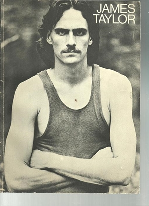 Picture of James Taylor, self-titled songbook