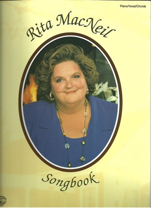 Picture of Rita MacNeil Songbook (1995 Edition)
