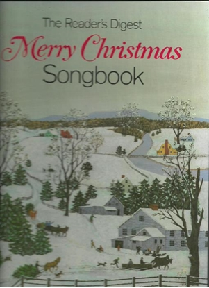 Picture of Reader's Digest Merry Christmas Songbook(1981 Edition)