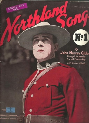 Picture of Northland Songs No. 1, Canadian Folk Songs