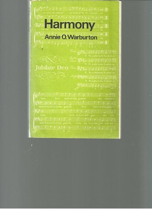 Picture of Harmony, Annie O. Warburton