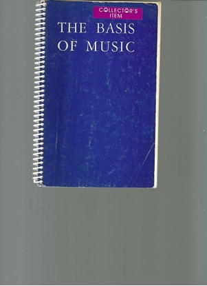 Picture of The Basis Of Music, Frederick J. Horwood, theoretical music book