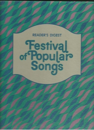 Picture of Reader's Digest Festival of Popular Songs, songbook