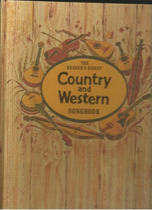 Picture of Reader's Digest Country and Western Songbook