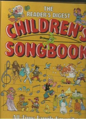 Picture of Reader's Digest Children's Songbook (1985 Edition)