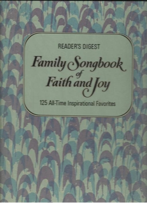 Picture of Reader's Digest Family Songbook of Faith and Joy