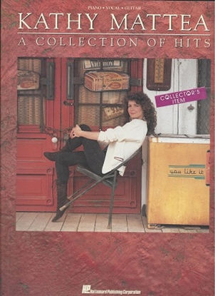 Picture of Kathy Mattea, A Collection of Hits, songbook