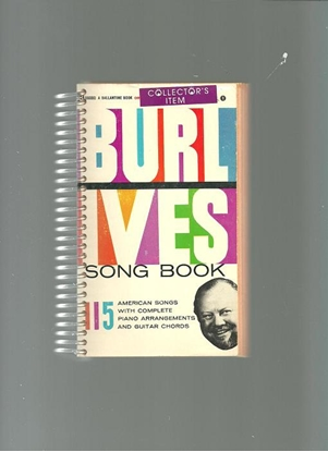 Picture of Burl Ives Song Book (pocketbook size)