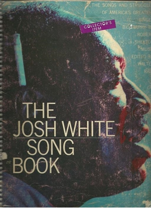 Picture of The Josh White Song Book