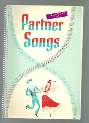 Picture of Partner Songs, arr. F. Beckman, quodlibet songbook