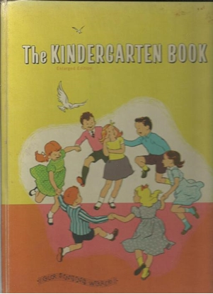 Picture of The Kindergarten Book, Our Singing World, songbook