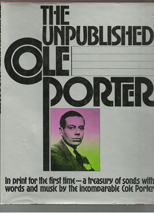 Picture of The Unpublished Cole Porter, songbook