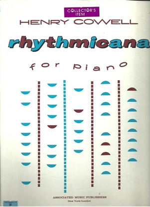 Picture of Rhythmicana, Henry Cowell, piano solo...pdf