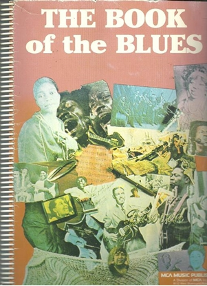 Picture of The Book of the Blues, ed. Kay Shirley, songbook