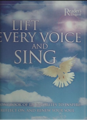 Picture of Reader's Digest Lift Every Voice and Sing, songbook