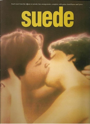 Picture of Suede, guitar/vocal songbook
