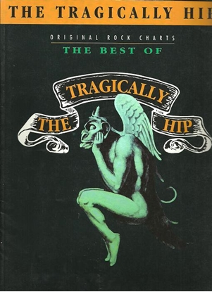 Picture of The Tragically Hip.....The Best of, guitar TAB songbook