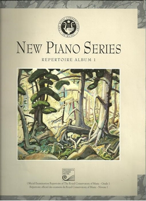 Picture of Royal Conservatory of Music, Grade  1 Piano Exam Book, 1994 New Piano Series, University of Toronto