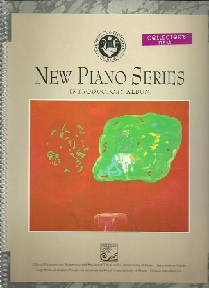 Picture of Royal Conservatory of Music, Introductory/Preparatory Piano Album, 1994 New Piano Series, University of Toronto