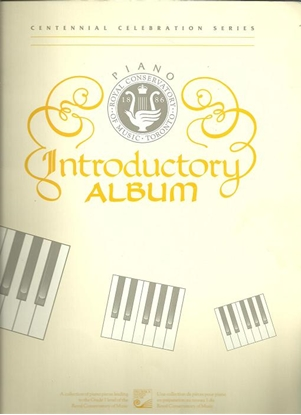 Picture of Royal Conservatory of Music, Introductory/Preparatory Piano Album, 1988, University of Toronto