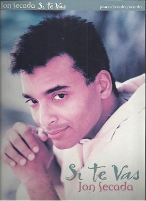 Picture of Si te vas, Jon Secada, songbook