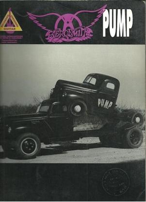 Picture of Pump, Aerosmith, TAB guitar songbook