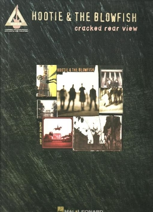 Picture of Cracked Rear Window, Hootie and the Blowfish, TAB guitar