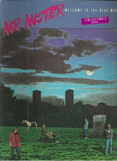 Picture of Mr. Mister, Welcome to the Real World, songbook