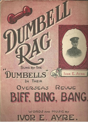 Picture of Dumbell Rag, Ivor E. Ayre, performed by The Dumbells