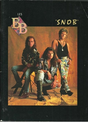 Picture of Les BB, SNOB, French songbook