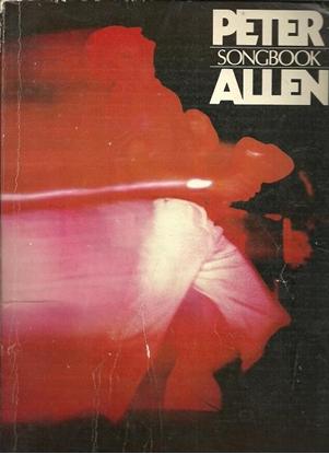 Picture of Peter Allen Songbook