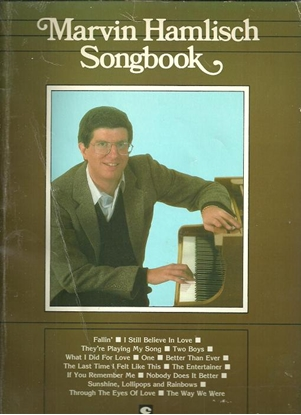 Picture of Marvin Hamlisch Songbook