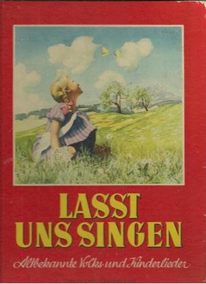Picture of Lasst uns Singen, German Folk Songs & Children's Songs