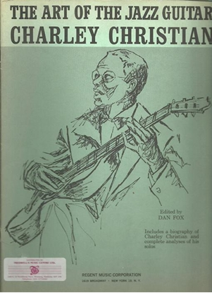 Picture of The Art of the Jazz Guitar, Charley Christian, edited Dan Fox, songbook