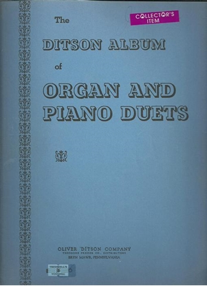 Picture of The Ditson Album of Organ and Piano Duets, arr. R. S. Stoughton