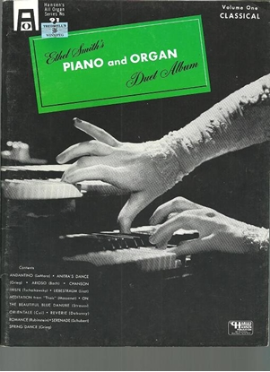 Picture of Ethel Smith's Piano and Organ Duet Album Vol. 1 Classical