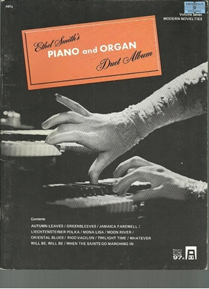Picture of Ethel Smith's Piano and Organ Duet Album Vol. 7 Modern Novelties