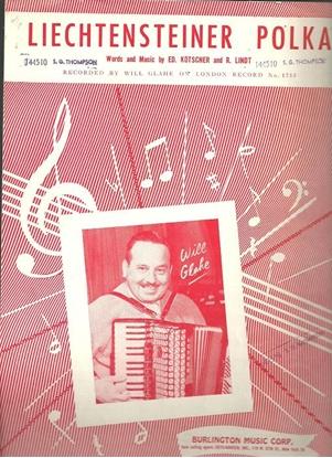 Picture of Liechtensteiner Polka, Ed Kotscher & R. Lindt