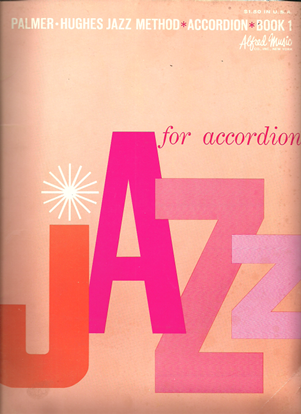 Picture of Palmer Hughes Jazz Method for Accordion Book 1